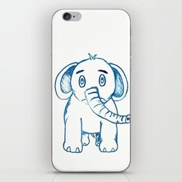Little Elephant iPhone Skin