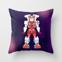 First Aid S1 Throw Pillow