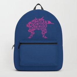 Dva type illustration Backpack
