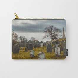 Old Burial Hill, Salem, MA Carry-All Pouch