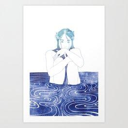 Protomedeia Art Print
