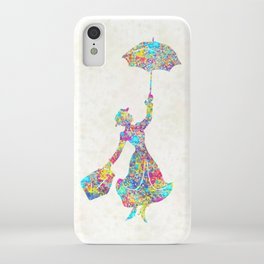 Mary Poppins - The Magical Nanny iPhone Case