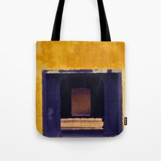 Emperor's yellow house Tote Bag