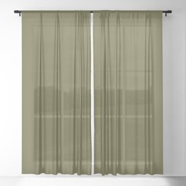 OLIVE XII Sheer Curtain