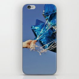 Nothing Less iPhone Skin