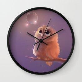 Little Guardian Wall Clock