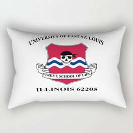 St Louis University Rectangular Pillow