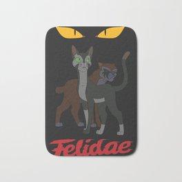 Felidae 25th Anniversary Bath Mat