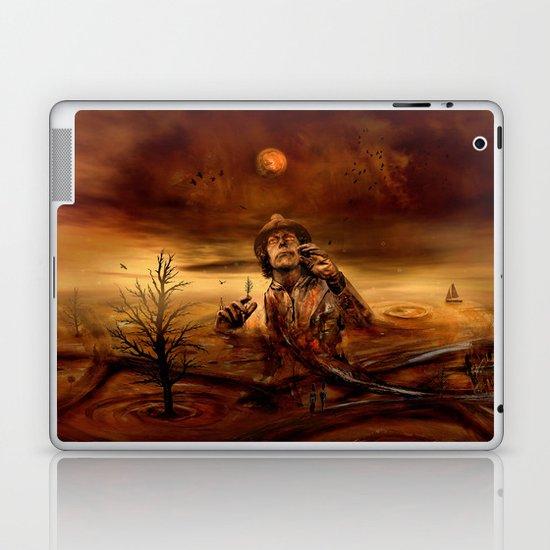 Die neue Entdeckung Laptop & iPad Skin
