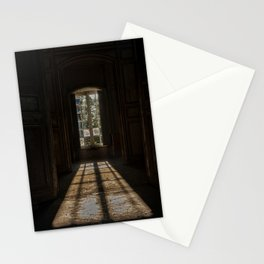 The angel's castle - urbex Stationery Cards