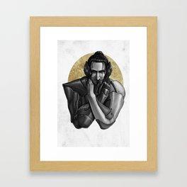 Jetstream Sam Framed Art Print