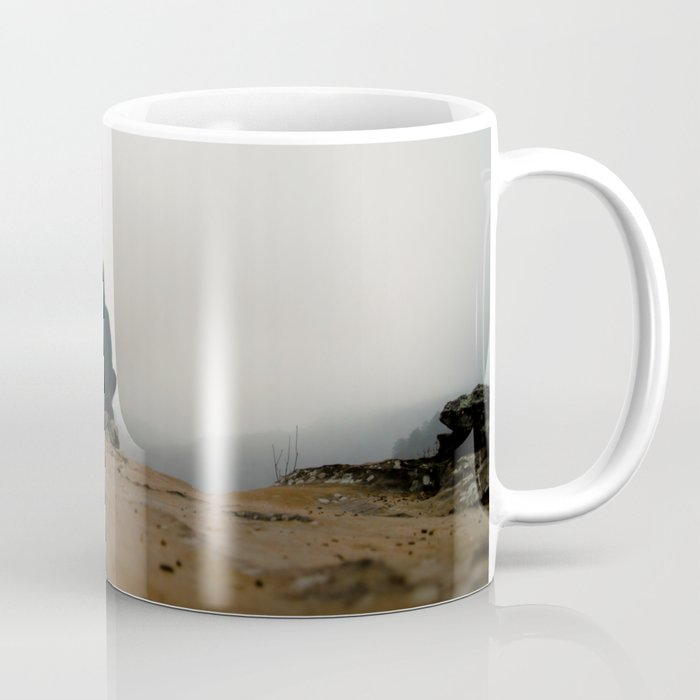 Defying gravity Coffee Mug