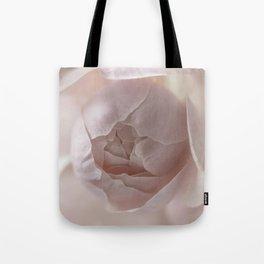 soft pink rose Tote Bag