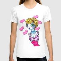 cinderella T-shirts featuring Cinderella by McKenzie Davis