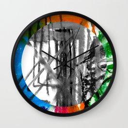360 Wall Clock