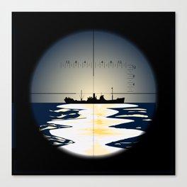 Periscope Canvas Print