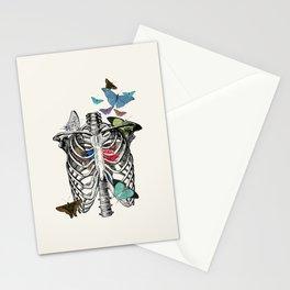 Anatomy 101 - The Thorax Stationery Cards