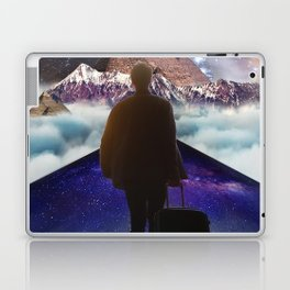 A Trip To Another Dimension Laptop & iPad Skin