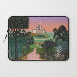 Dream for a Castle Laptop Sleeve