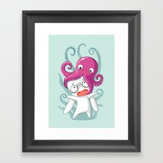 Together Forever Framed Art Print
