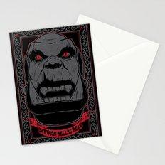 Garrosh Stationery Cards