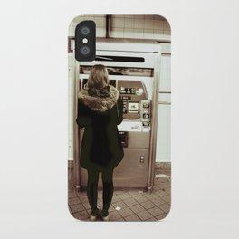 34th Street iPhone Case