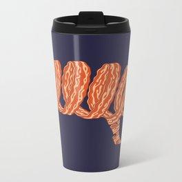 bacon Metal Travel Mug