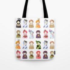 PaperDolls Tote Bag
