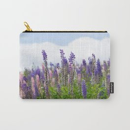 Hundreds of lupines Carry-All Pouch