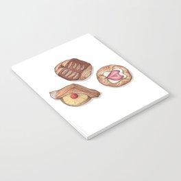 Breakfast & Brunch: Viennoisserie Notebook