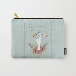 Leo Zodiac Series Carry-All Pouch