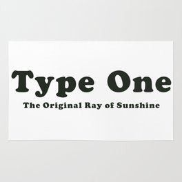 Type One Rug