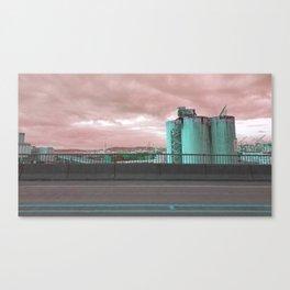 West Seattle Canvas Print