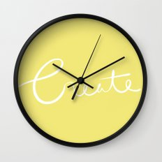 Create Wall Clock