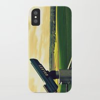 battlefield iPhone & iPod Cases featuring Overlooking the battlefield by Danielle W
