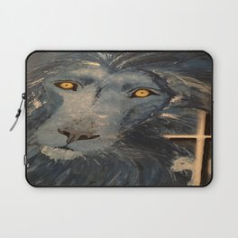 Lion and the Lamb Laptop Sleeve