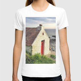 Irish cottage, Ireland T-shirt