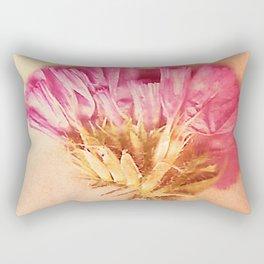 Fleurs de l'éternité Rectangular Pillow