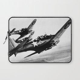 Vintage fighters Laptop Sleeve