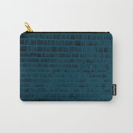 Wooden wall petroleum Carry-All Pouch