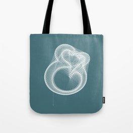 Ampersand - Spinnennetz Tote Bag
