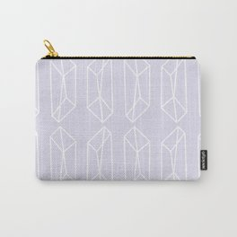 Almost Geometric Jewels Pattern 2 - 1 Carry-All Pouch