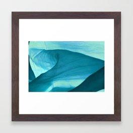 Landscape ~ light and movement Framed Art Print