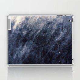 Blue Clouds, Blue Moon Laptop & iPad Skin