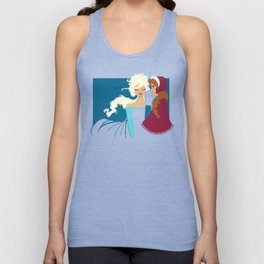 """The Untold Story of the Daughters of Arendelle"" Unisex Tank Top"