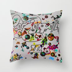 Album Art XV Throw Pillow