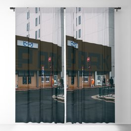 Tokyo 92 Blackout Curtain