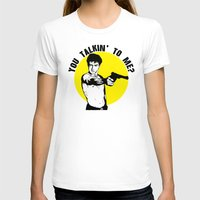 taxi driver T-shirts featuring Taxi driver quote by Buby87