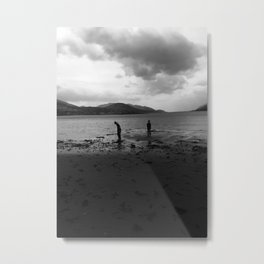 Serenity,Highlands of Scotland Metal Print