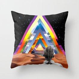 Endgame Throw Pillow
